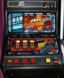 Bar X Fruit Machine