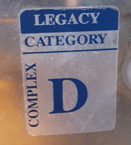 Legacy Fruit Machine Category D