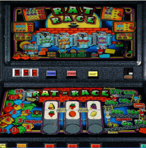 Rat Race Fruit Machine