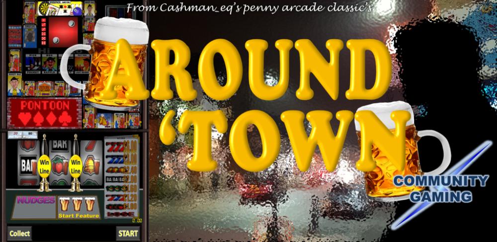 Around The Town Community Slot