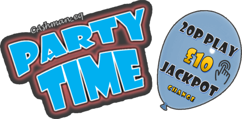 Party Time Community 20p Play £10 Jackpot