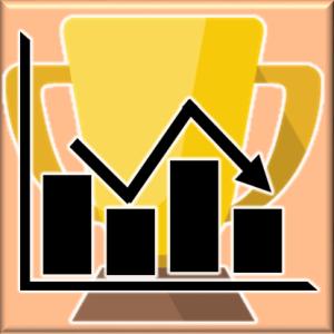 Overall Cash Increase Icon