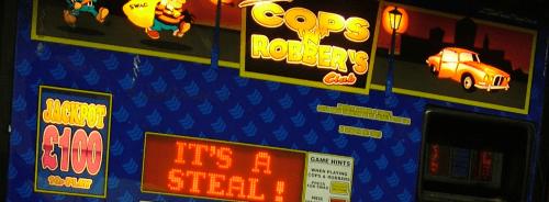 Cops N Robbers Club £100 Jackpot