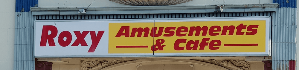 Roxy Amusements & Cafe Bridlington