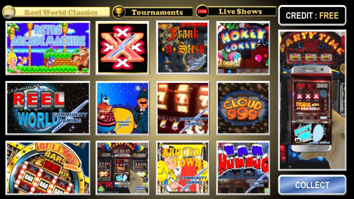 Cashman Slot Games