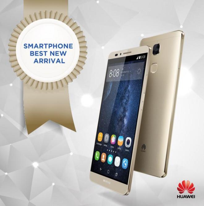 Huawei Ascend Mate 7 é eleito o melhor smartphone de 2014 na China 1