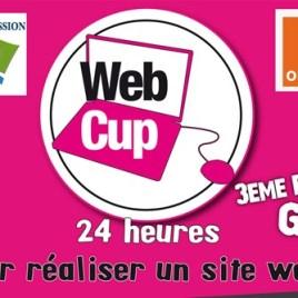WebCup2012 Affiche