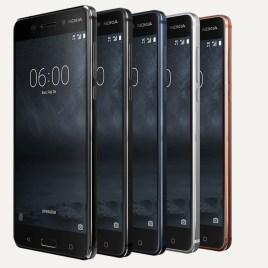 Smartphone Le Nokia 6