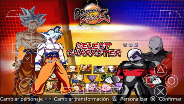 Dragon Ball Fighter Z Android