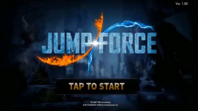Jump Force Mobile Download