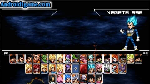 Dragon Ball Ex Mugen Apk for Android & iOS