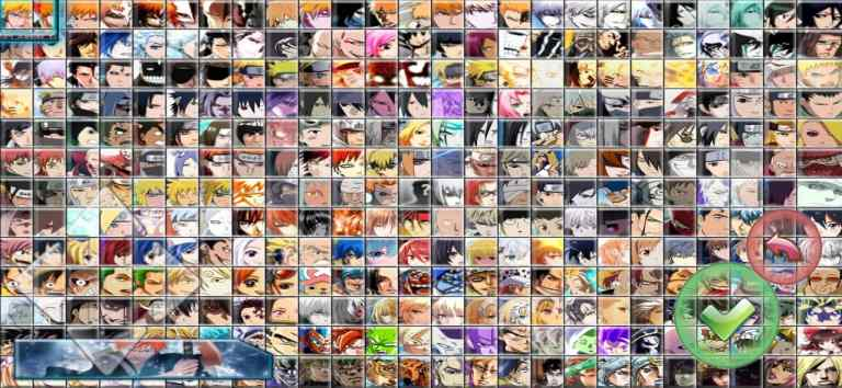 Anime Vs Mugen Apk with 540+ Characters Download
