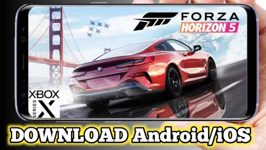 Forza Horizon 5 Download for Android Apk & iOS