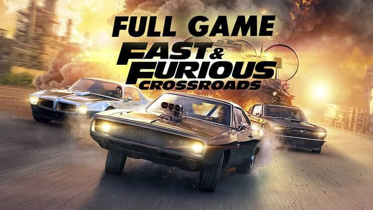 Fast & Furious Crossroads For Android APK V1.0 Download