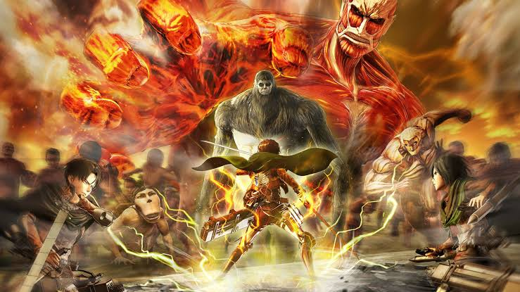 Attack on Titan 2 Apk for Android Download