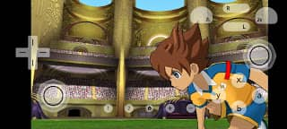 Inazuma Eleven Go Strikers 2013 English ISO for Android