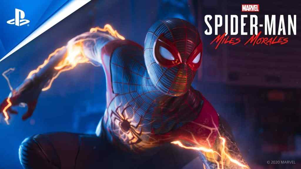 Marvel's Spider man Miles Morals for Android PPSSPP