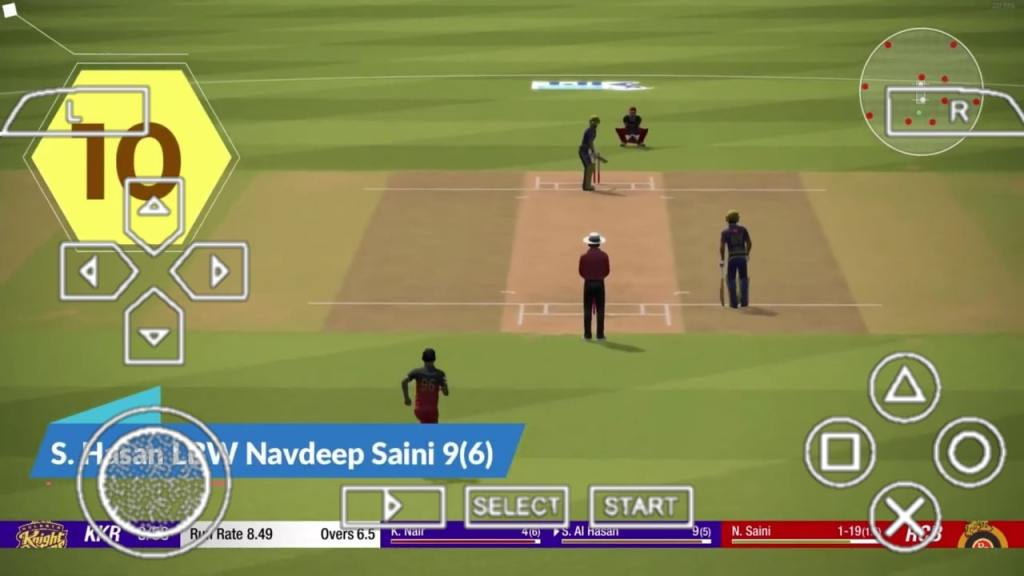 Cricket 19 PPSSPP download