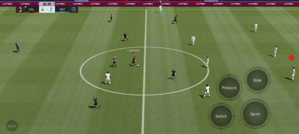 Vive Le Football Game Gameplay