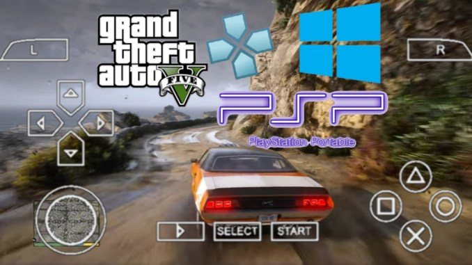 GTA 5 PPSSPP Zip File Download for Android