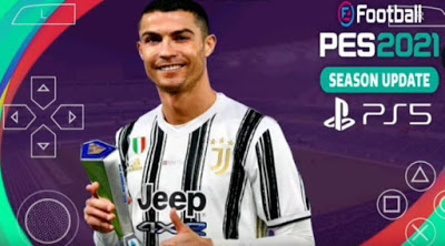 Pes 2021 PPSSPP Android Offline Download ISO File