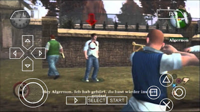 Bully PPSSPP ISO ZIP file for Android and IOS
