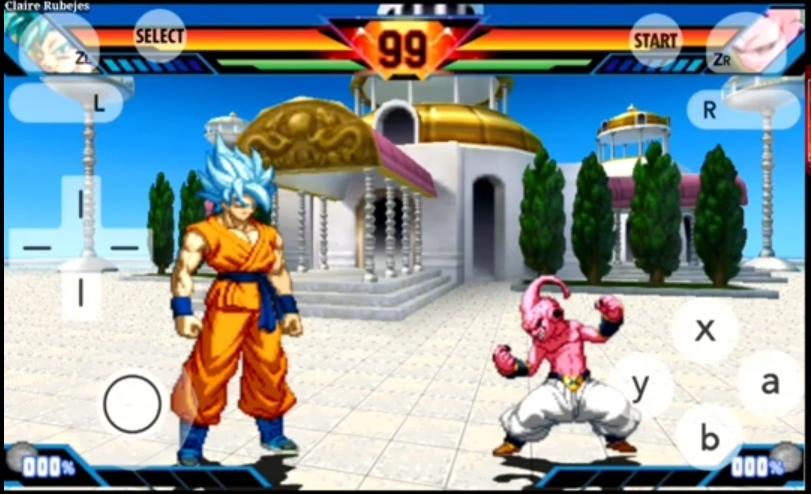 Dragon Ball Z: Extreme Butoden Mugen Apk