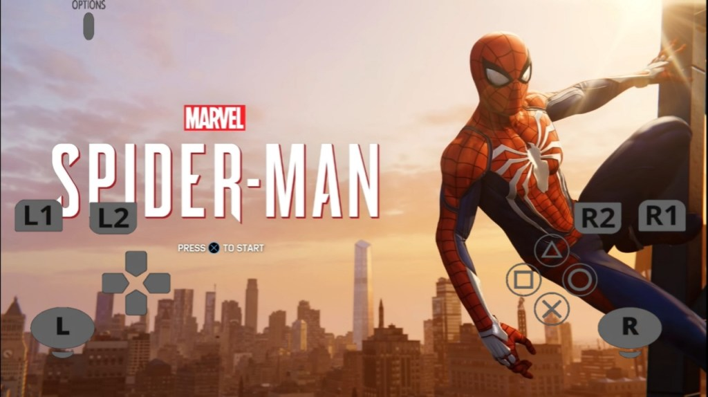 Marvel Spider-Man Apk+Obb Download For Android