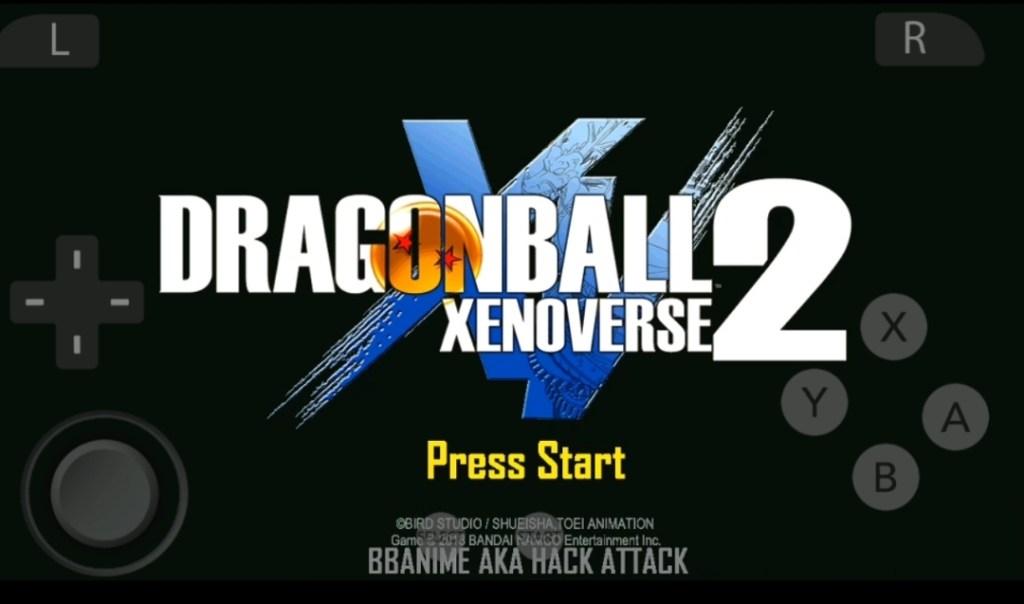 Dragon Ball Xenoverse 2 Mugen Apk & iOS Download