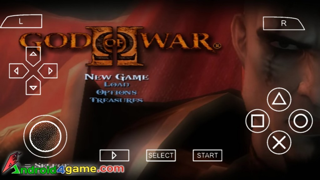 God Of War 2 PPSSPP File Download For Android