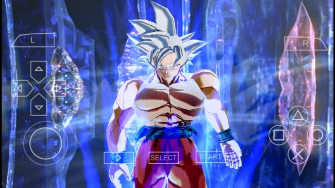 Dragon Ball Xenoverse 2 PPSSPP