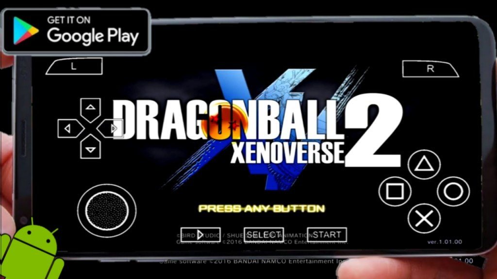 Dragon Ball Z Xenoverse 2 PPSSPP ISO Download 2021