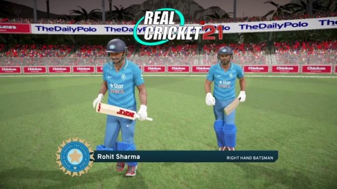 Real Cricket 21 Apk