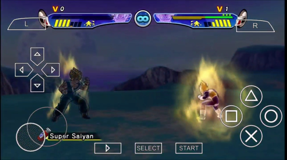 Dragon Ball Z Budokai 3 PPSSPP
