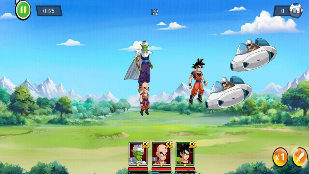 Dragon Ball Saiyans United
