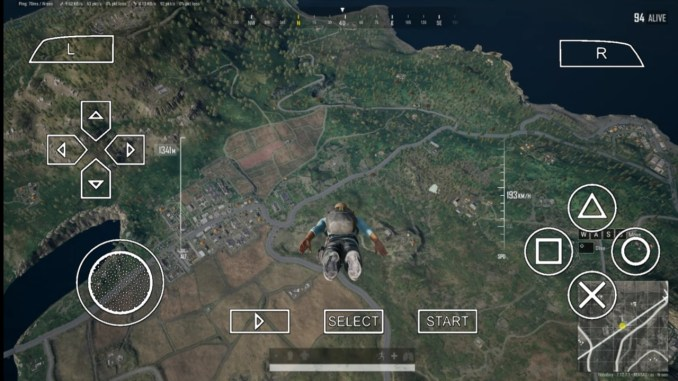 PUBG PPSSPP ISO