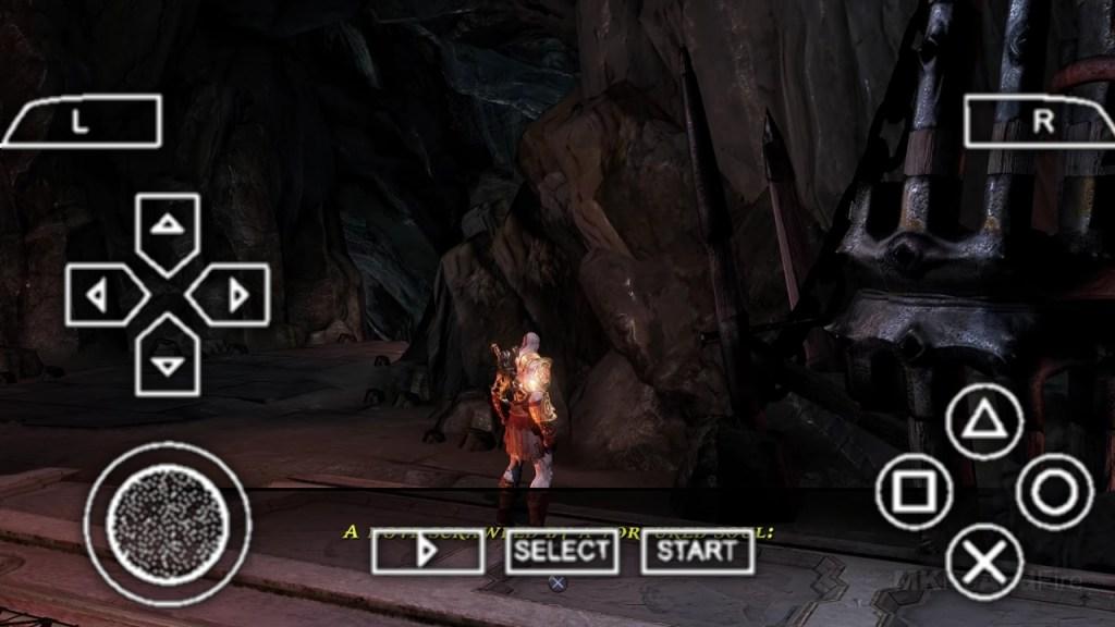 God of War 3 PPSSPP