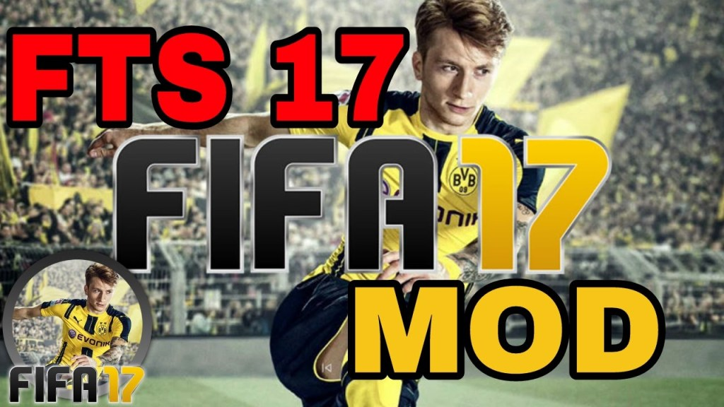 First Touch Soccer 2017 (FTS 17 Mod APK ) Download