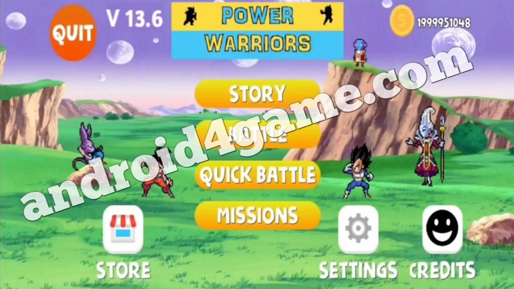 Power Warriors 13.6 Apk Download