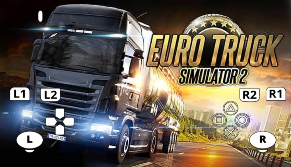 Euro Truck Simulator 2 Apk Download (ETS2 Android) Game