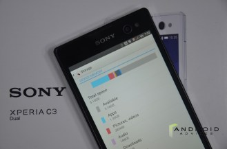 Sony Xperia C3 - Internal Memory