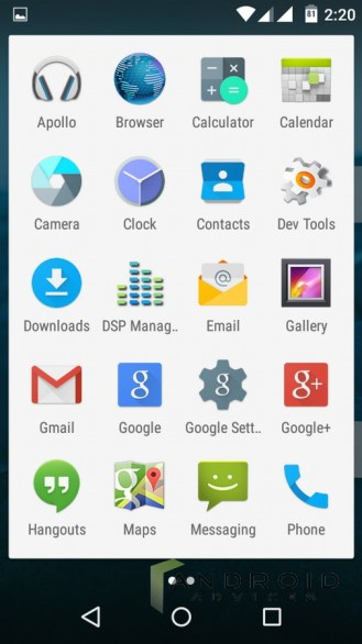 android 5.0 spice dream uno 4
