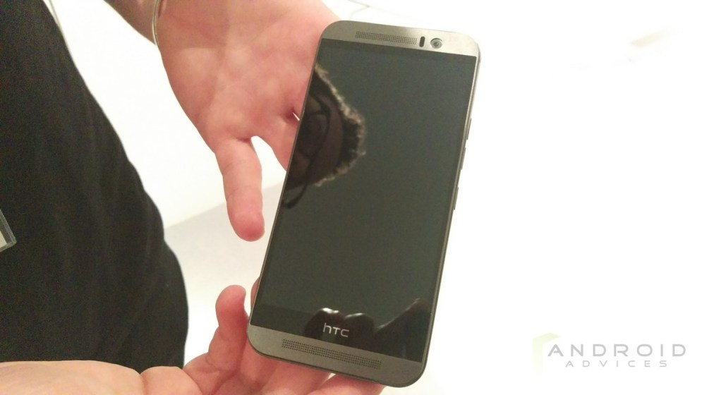 HTC One M9 hands on (2)