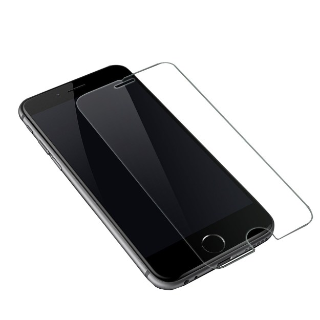 For iPhone X Tempered Glass Full Screen Coverage Tempered