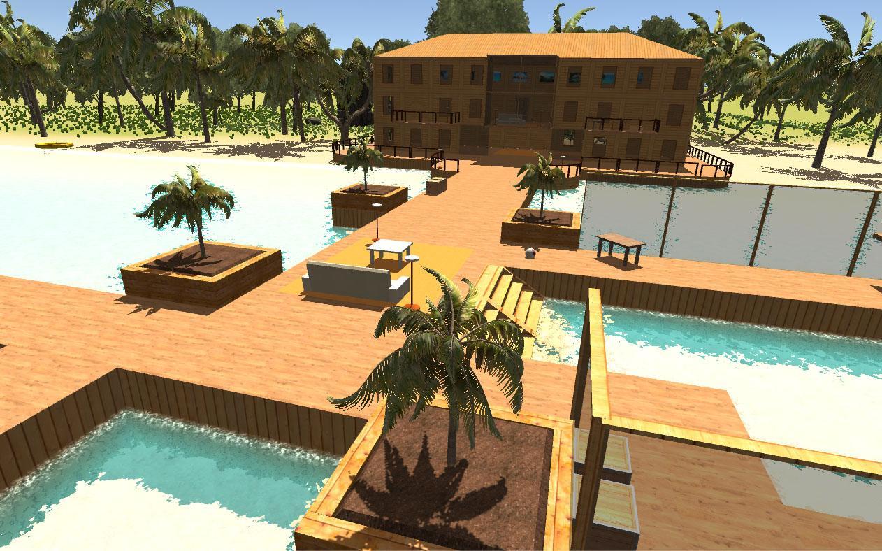 Ocean Is Home Survival Island Mod