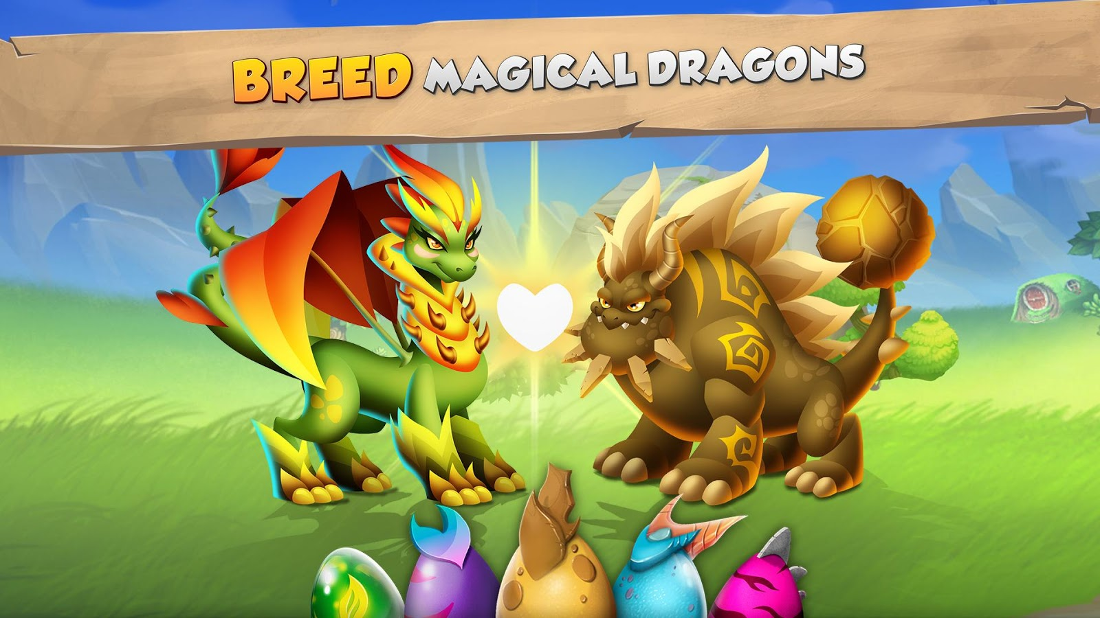 Elements Dragon City Breeding