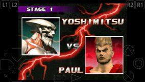 Tekken 3 imagem de tela 3