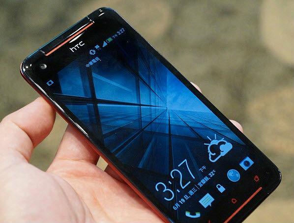 Teléfono HTC® Butterfly S