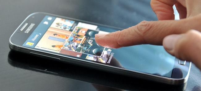 Futuro Samsung® Galaxy S5 con Air View