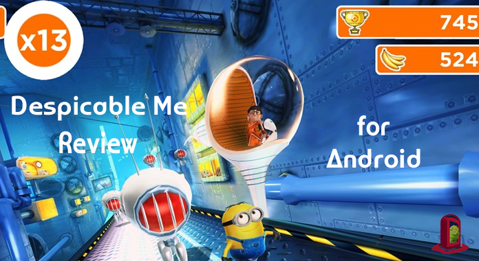 Despicable Me for Android Android – Review | Endless Minion Rush!